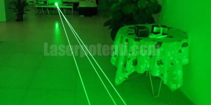 modulo laser verde