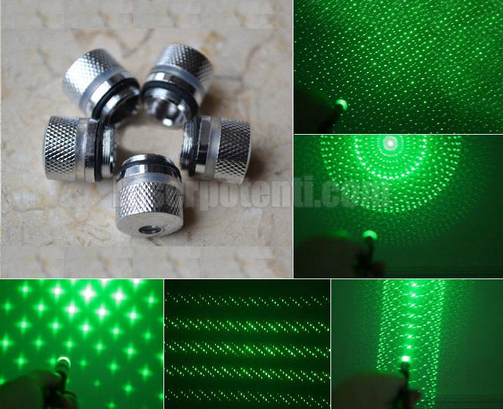 puntatore laser verde astronomia
