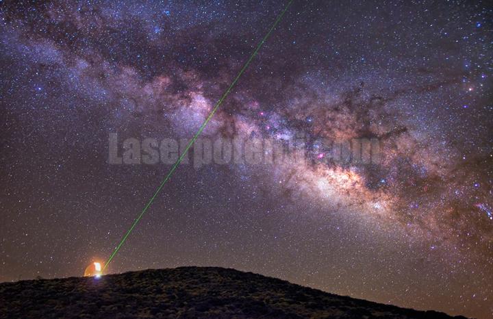 puntatore laser verde 20mW