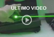 puntatore laser - ultimo video