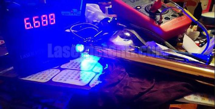 puntatore laser blu 20000mW