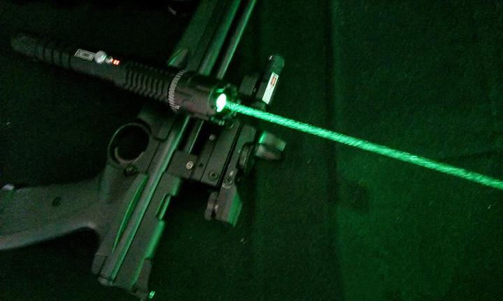 puntatore laser verde 30000mW