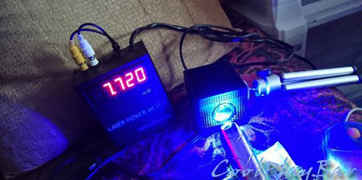 puntatore laser 50000mW
