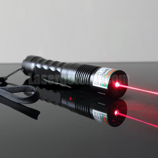 laser rosso