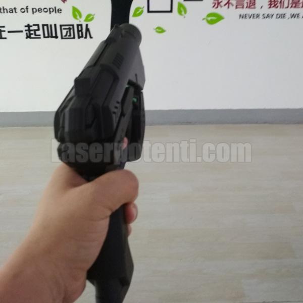 pistola laser